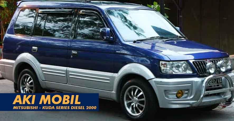 Aki Mitsubishi - Kuda Series Diesel 2000